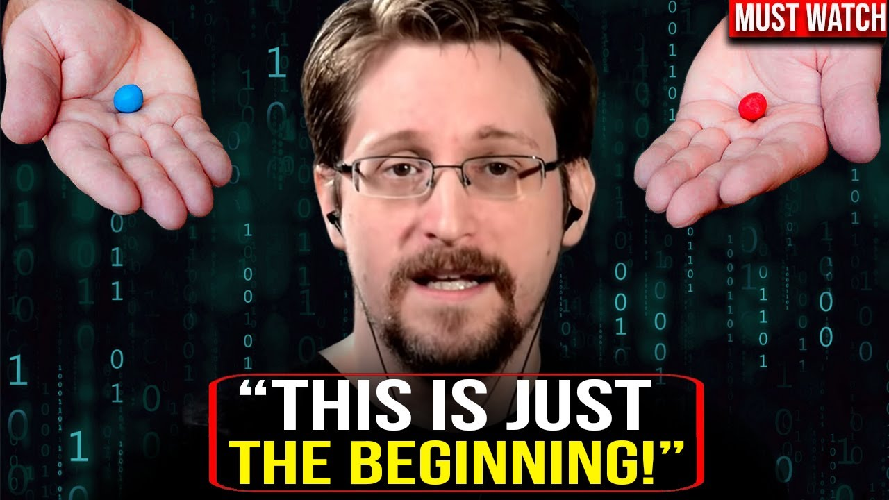 Edward Snowden 2021  The Most 𝐕𝐈𝐂𝐈𝐎𝐔𝐒 𝐇𝐎𝐍𝐄𝐒𝐓 10 Minutes of  your LIFE! - YOUTOO